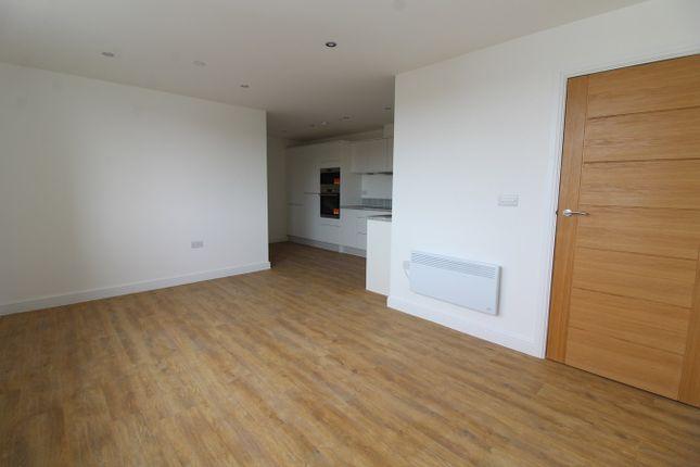 Flat for sale in Olympia House, Lower Dock Street, Newport