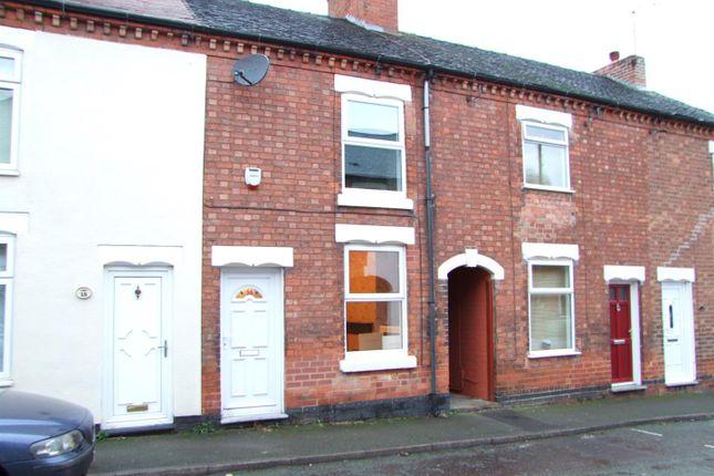 Thumbnail Terraced house for sale in Astil Street, Stapenhill, Burton-On-Trent