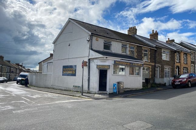 Thumbnail Retail premises for sale in Bargoed, Cardiff