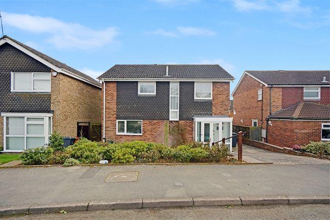 Thumbnail Detached house for sale in Milbury, Earls Barton, Northampton