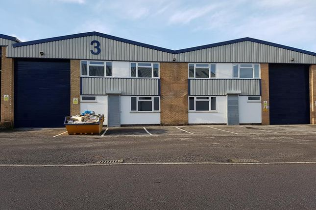 Thumbnail Warehouse to let in Unit 3, Ashmead Industrial Estate, Bath, Somerset