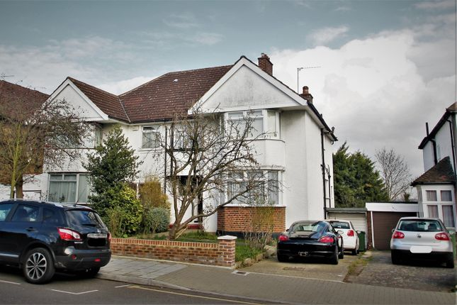 4 bed semi-detached house for sale in Elmwood Avenue, Harrow, Middlesex HA3