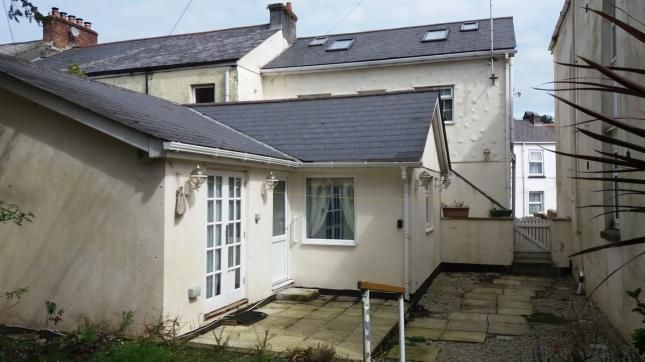 Thumbnail Bungalow for sale in St. Blazey, St. Austell, Cornwall