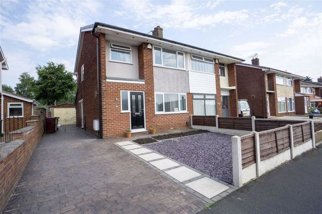 Thumbnail Semi-detached house for sale in Rayden Crescent, Westhoughton, Bolton