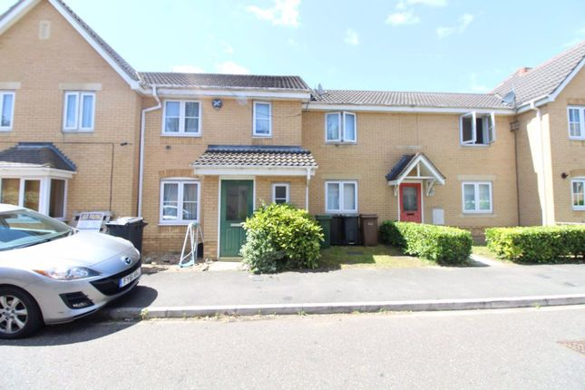 Thumbnail Property to rent in Morgan Close, Leagrave, Luton
