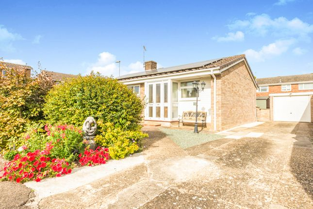 Thumbnail Detached bungalow for sale in Carlton Rise, Melbourn, Royston