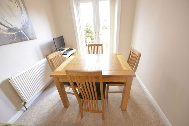 Dining Area of Queensberry Avenue, Glasgow G76