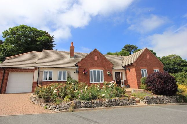 Thumbnail Detached bungalow for sale in Plas Eithin, Rhos On Sea, Colwyn Bay