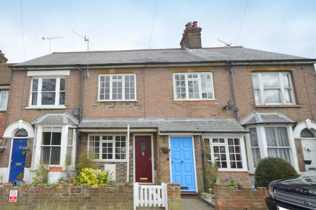 Thumbnail Terraced house to rent in Moor Road, Chesham