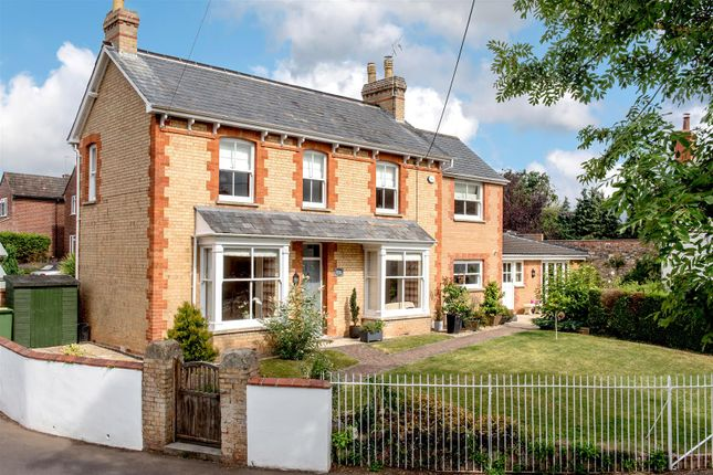 Thumbnail Detached house for sale in Sherford Road, Sherford, Taunton