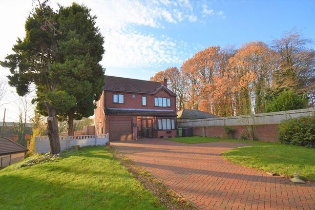 Thumbnail Detached house to rent in Heath Hill, Dawley, Telford