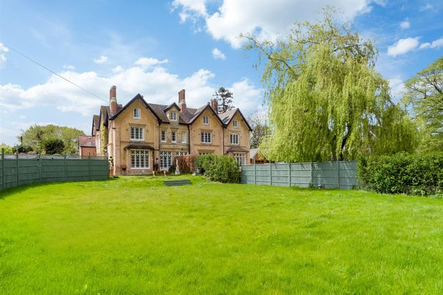 Thumbnail Semi-detached house for sale in Bishopton Lane, Bishopton, Stratford Upon Avon, Warwickshire