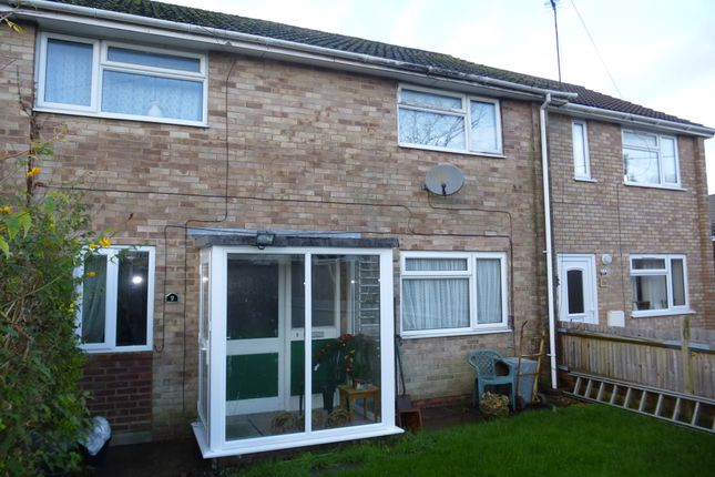 3 bed terraced house for sale in Hounsdown Close, Totton, Southampton