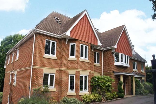 Thumbnail Flat to rent in Gresham Court, 72 Portsmouth Road, Camberley, Surrey