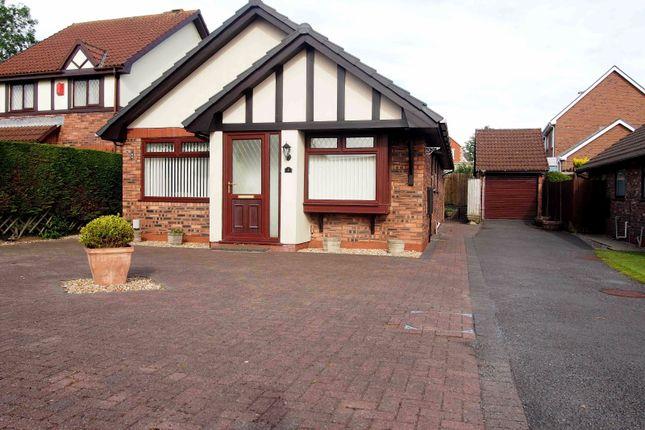 Thumbnail Bungalow to rent in Frampton Court, Gorseinon, Swansea, Abertawe