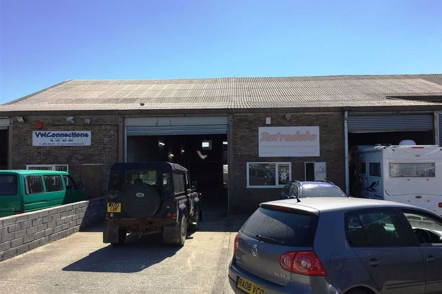Thumbnail Light industrial to let in Unit 4, Killiwherris Industrial Estate, Chacewater, Cornwall