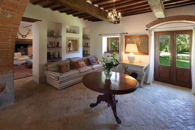 Sitting Room 2 of Casa Molino, Anghiari, Tuscany