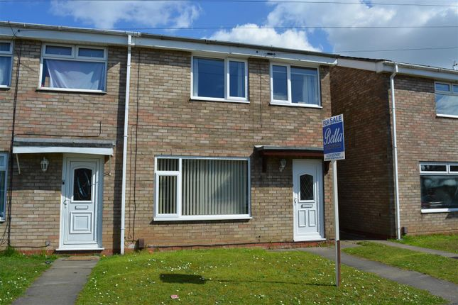 Thumbnail Terraced house to rent in Hilton Avenue, Scunthorpe
