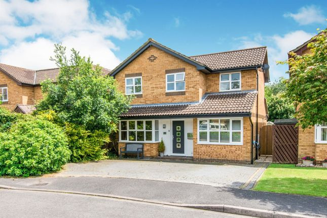 Thumbnail Detached house for sale in Chepstow Close, Chandlers Ford, Eastleigh