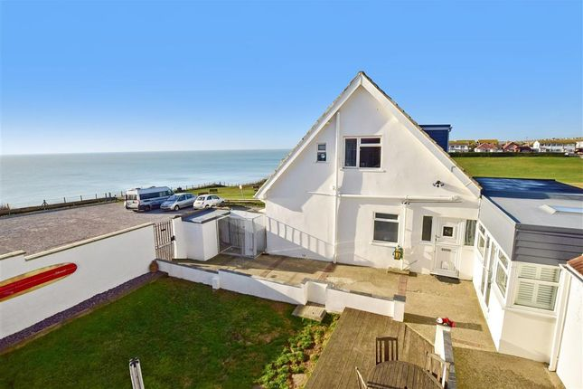Thumbnail Detached house for sale in Cavell Avenue, Peacehaven, East Sussex