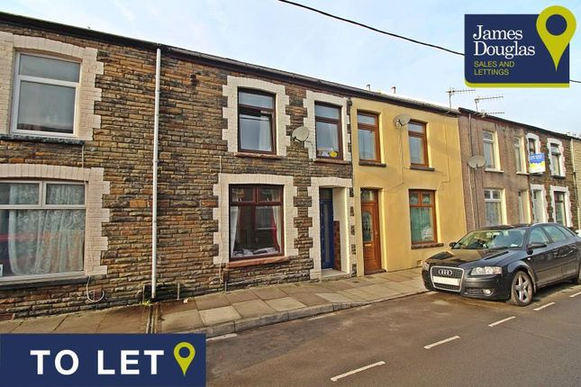 Thumbnail Terraced house to rent in King Street, Treforest, Pontypridd, Rhondda Cynon Taff