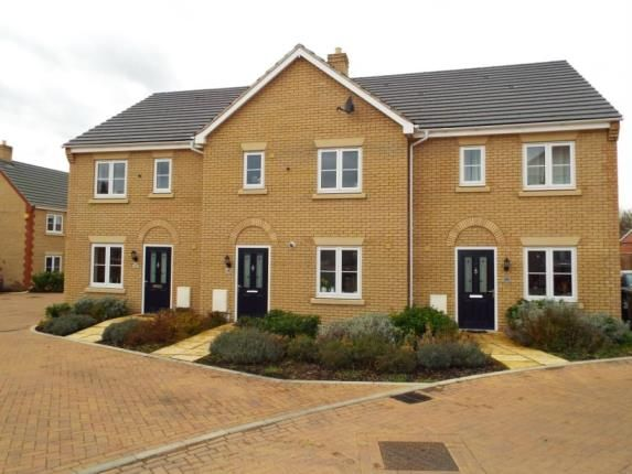 Thumbnail Terraced house for sale in Off Richmond Road, Downham Market, Norfolk