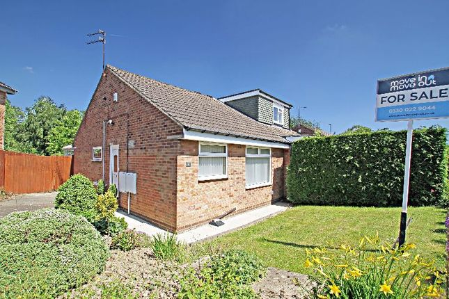 Thumbnail Semi-detached bungalow for sale in Raven Drive, Thorpe Hesley, Rotherham