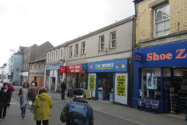 Thumbnail Retail premises to let in 11 Pool Street, Caernarfon