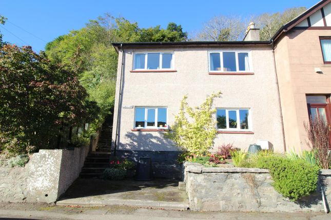 Thumbnail End terrace house for sale in Greenhill Street, Dingwall