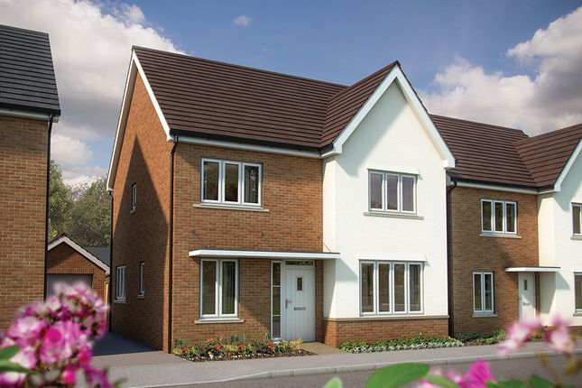 "Thumbnail Detached house for sale in ""The Aspen"" at Amesbury Road, Longhedge, Salisbury"