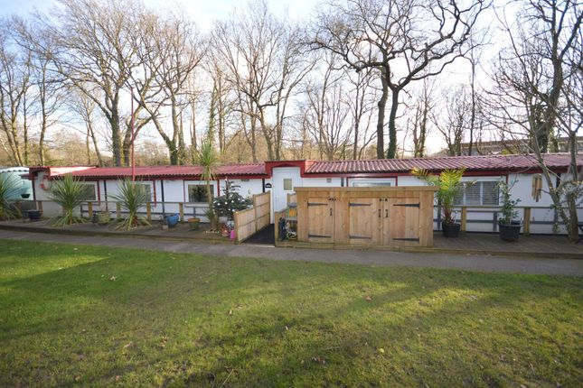 Thumbnail Houseboat for sale in Scotland Bridge Lock, New Haw, Addlestone