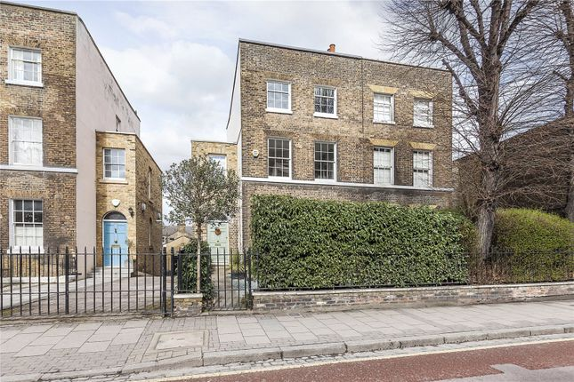 Thumbnail Semi-detached house for sale in Greenwich High Road, London