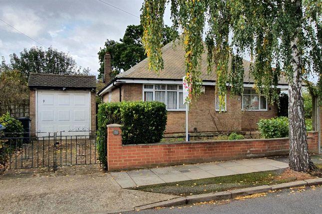 Thumbnail Detached bungalow for sale in Broadmead Avenue, Worcester Park
