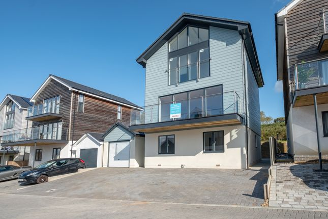 Thumbnail Detached house for sale in Grace Woodford Drive, East Cowes, Isle Of Wight