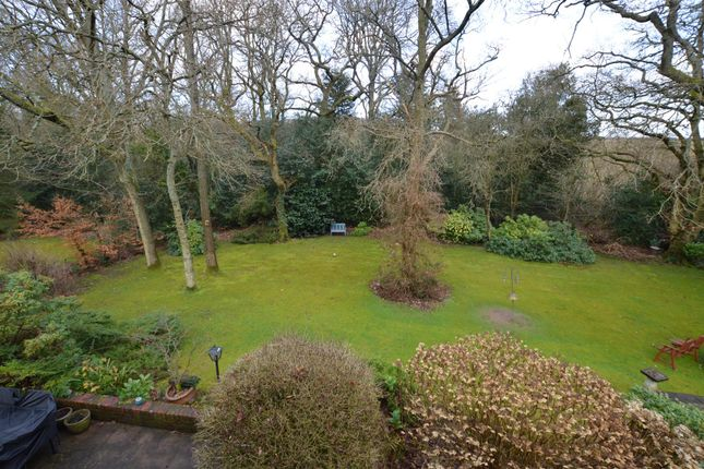 Rear Garden of Woodland Rise, Studham, Dunstable, Bedfordshire LU6