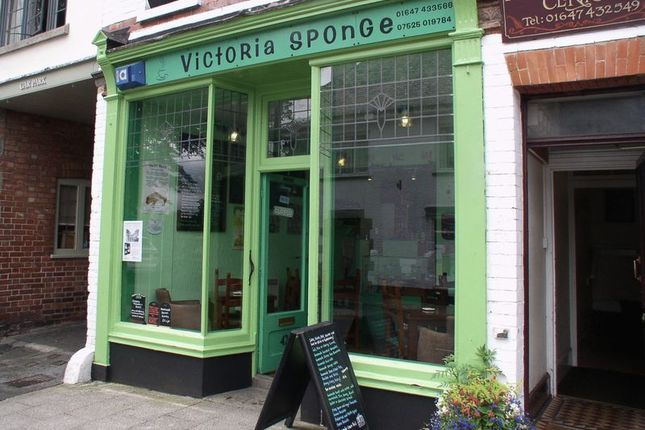 Property for sale in Victoria Sponge, 42 The Square, Chagford