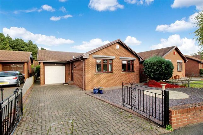 2 bed detached bungalow for sale in Mountford Road, New Hartley, Whitley Bay