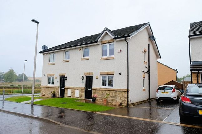 Thumbnail Semi-detached house for sale in Bolerno Crescent, Bishopton