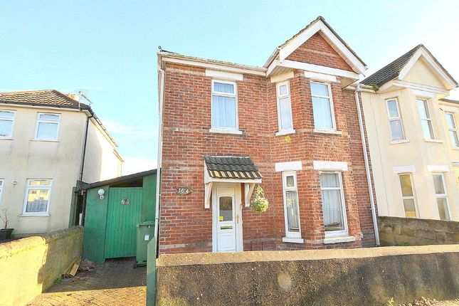 3 bed semi-detached house for sale in Churchill Road, Parkstone, Poole