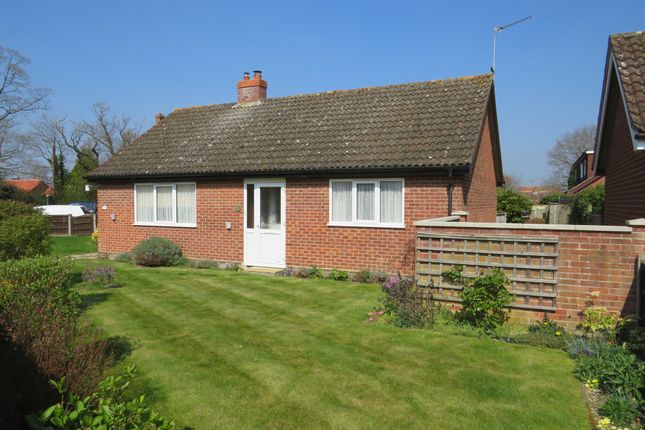 Thumbnail Detached bungalow for sale in Rayners Way, Mattishall, Dereham