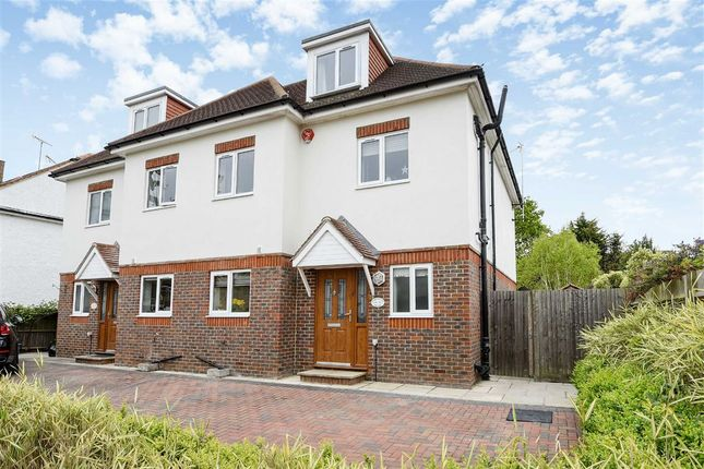 Thumbnail Property for sale in Elgar Avenue, Berrylands, Surbiton