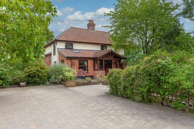 Thumbnail Farmhouse for sale in Sexton Road, Hedenham, Bungay