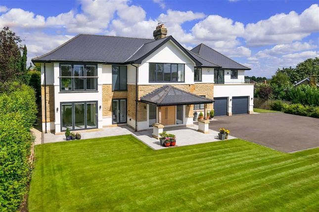 Thumbnail Detached house for sale in High Bond End, Knaresborough, North Yorkshire