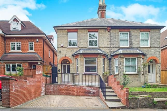 Thumbnail Semi-detached house for sale in Epsom, Surrey, Engalnd