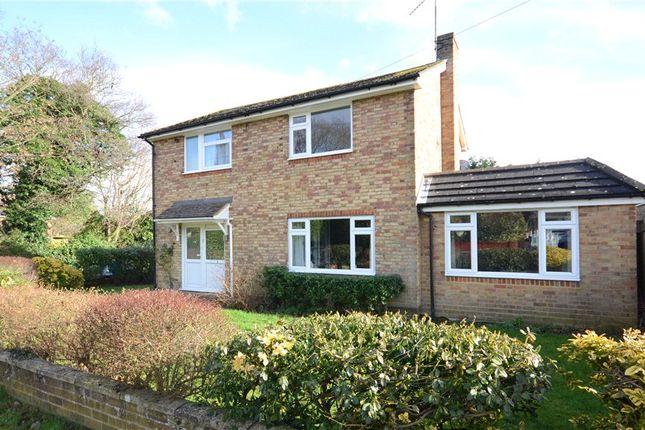 Thumbnail Detached house for sale in St. Davids Close, Farnham, Surrey