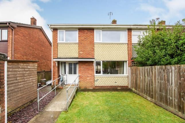 3 bed end terrace house for sale in Sunningdale, Yate, Bristol, South Gloucestershire BS37