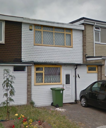 Thumbnail Terraced house for sale in Church Road, Basildon