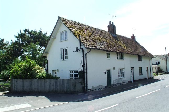 3 bed end terrace house to rent in Main Road, Tolpuddle, Dorchester, Dorset DT2