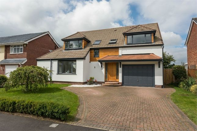 Thumbnail Detached house to rent in Wilton Crescent, Alderley Edge, Cheshire