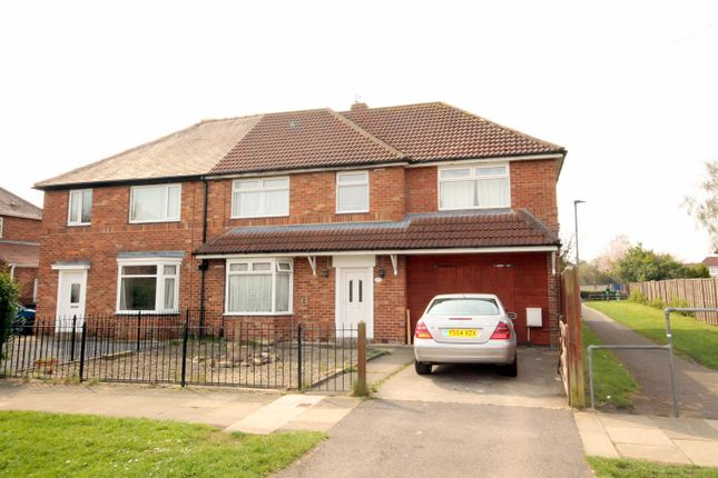 Thumbnail Semi-detached house for sale in Tostig Avenue, York